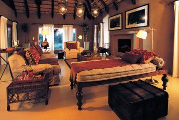 Villa Mushara Lounge