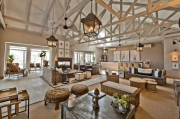 Epako Game Lodge Lounge