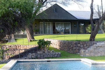 Epako Game Lodge Pool