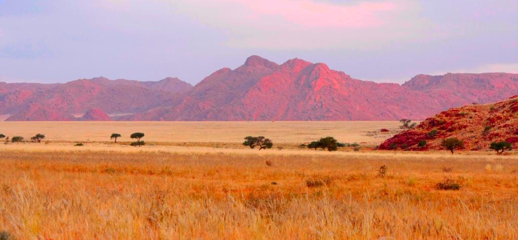 Namibia Tirasberge Namtib Desert Lodge Umgebung Iwanowskis Reisen - afrika.de