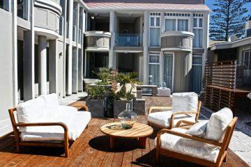 Swakopmund Luxury Suites Außenbereich
