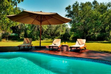 Camp Okavango Swimmingpool
