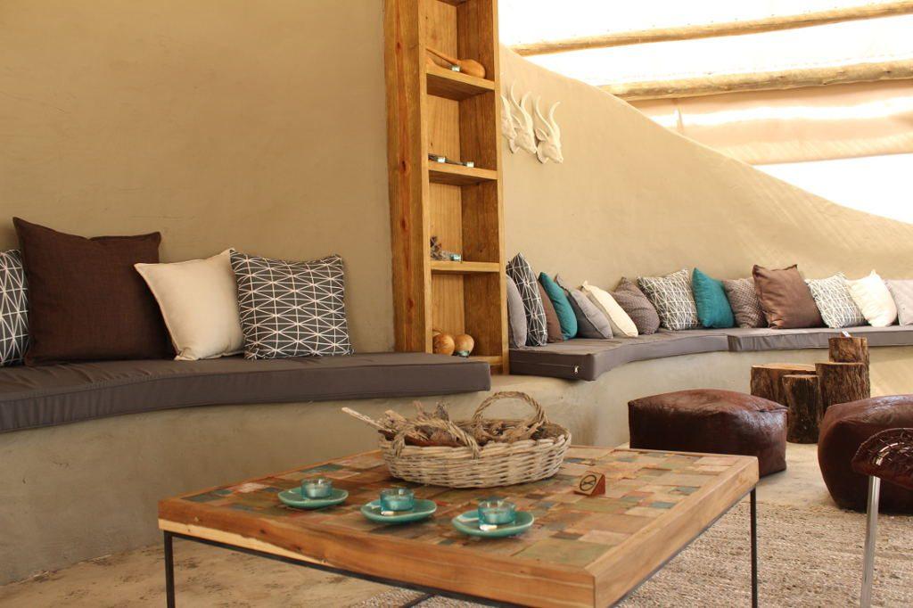 Khwai Guest House - Lounge - afrika.de Iwanowskis Individuelles Reisen