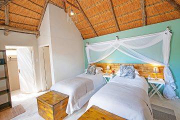 Khwai Guest House Zimmer - afrika.de Iwanowskis Individuelles Reisen