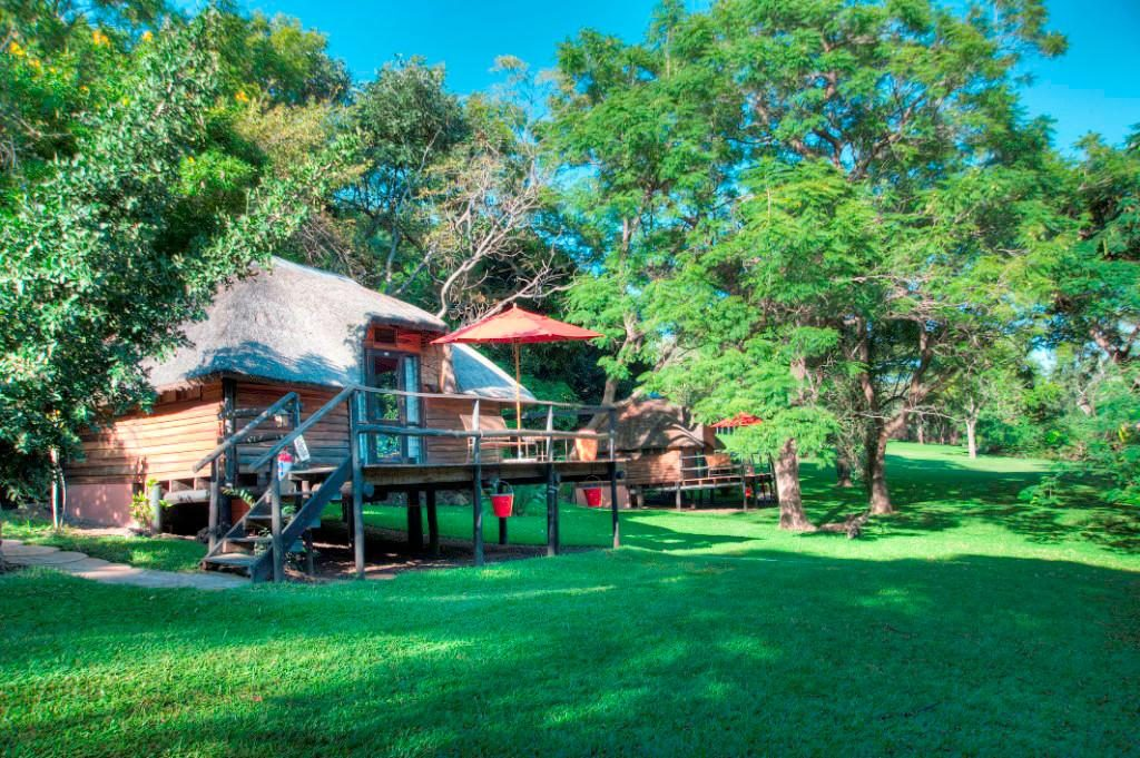 Kubu Lodge Chalets - afrika.de Iwanowskis Individuelles Reisen