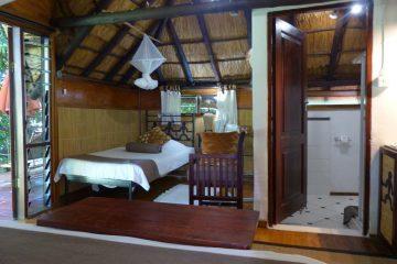 Kubu Lodge Zimmer - afrika.de Iwanowskis Individuelles Reisen