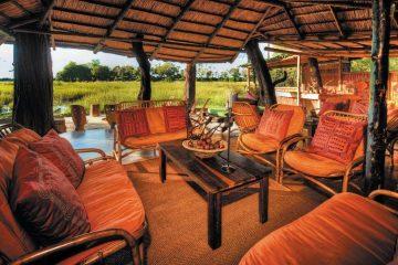 Oddballs Camp Lounge - afrika.de Iwanowskis Individuelles Reisen