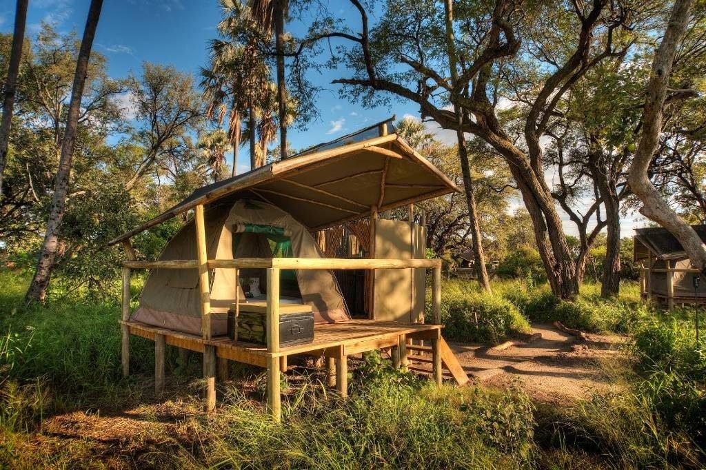 Oddballs Camp Zeltunterkunft - afrika.de Iwanowskis Individuelles Reisen