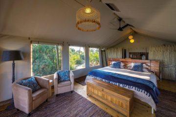 Pelo Camp Zimmer - afrika.de Iwanowskis Individuelles Reisen