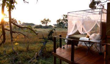 Sanctuary Baines Camp Outdoor Bett - afrika.de Iwanowskis Individuelles Reisen