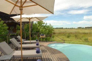 Sanctuary Baines Camp Pool - afrika.de Iwanowskis Individuelles Reisen
