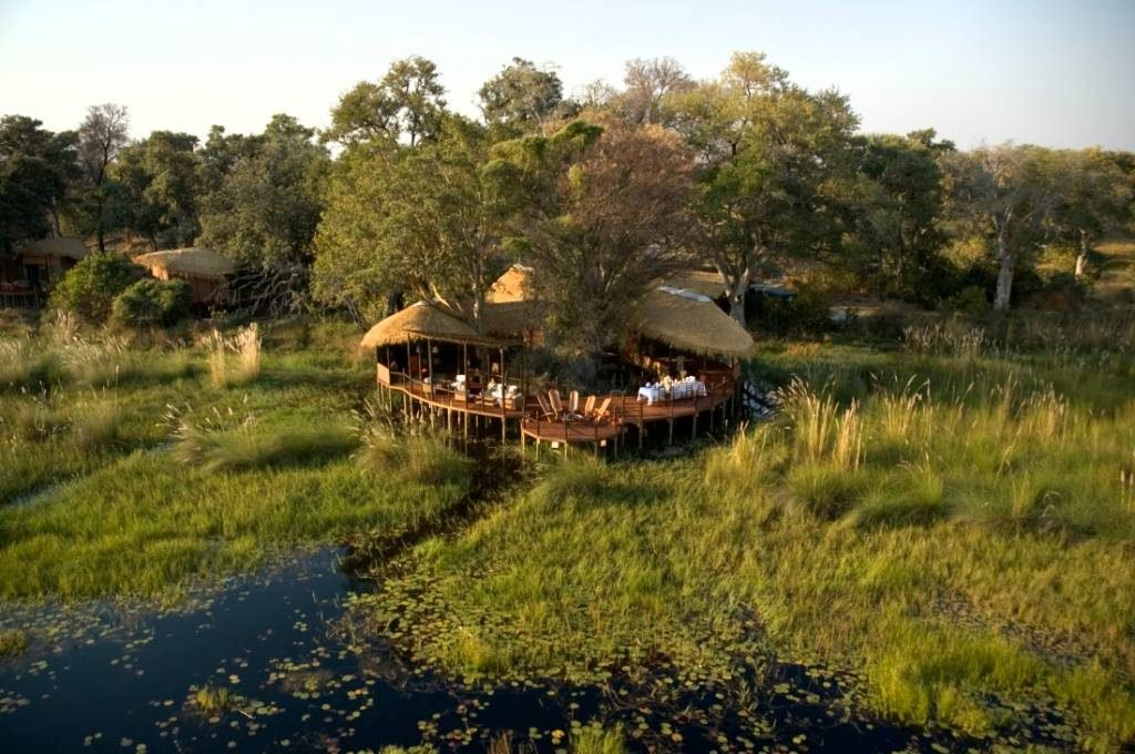 Sanctuary Baines Camp Übersicht - afrika.de Iwanowskis Individuelles Reisen