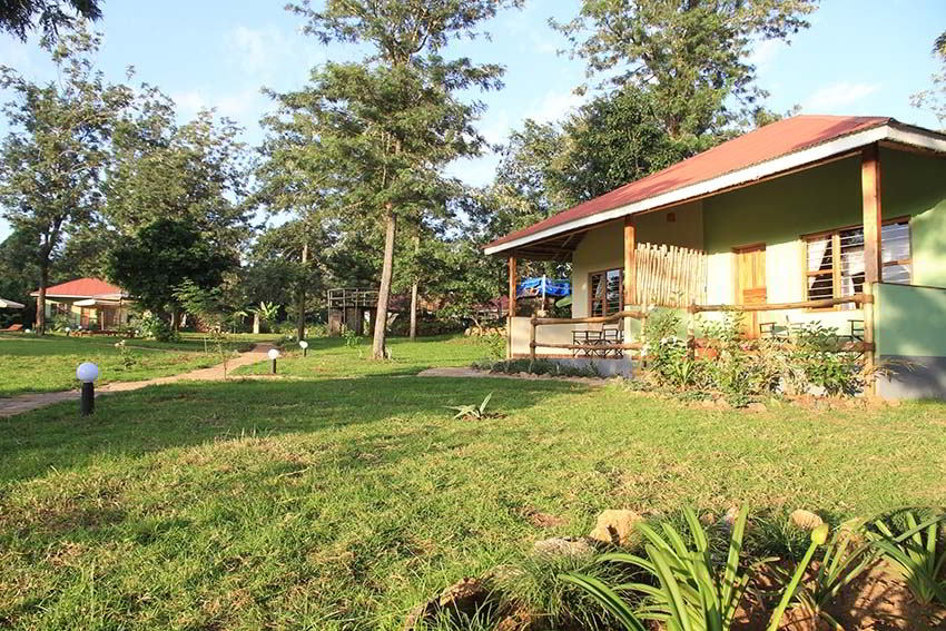 African View Lodge Garten - afrika.de Iwanowskis Individuelles Reisen