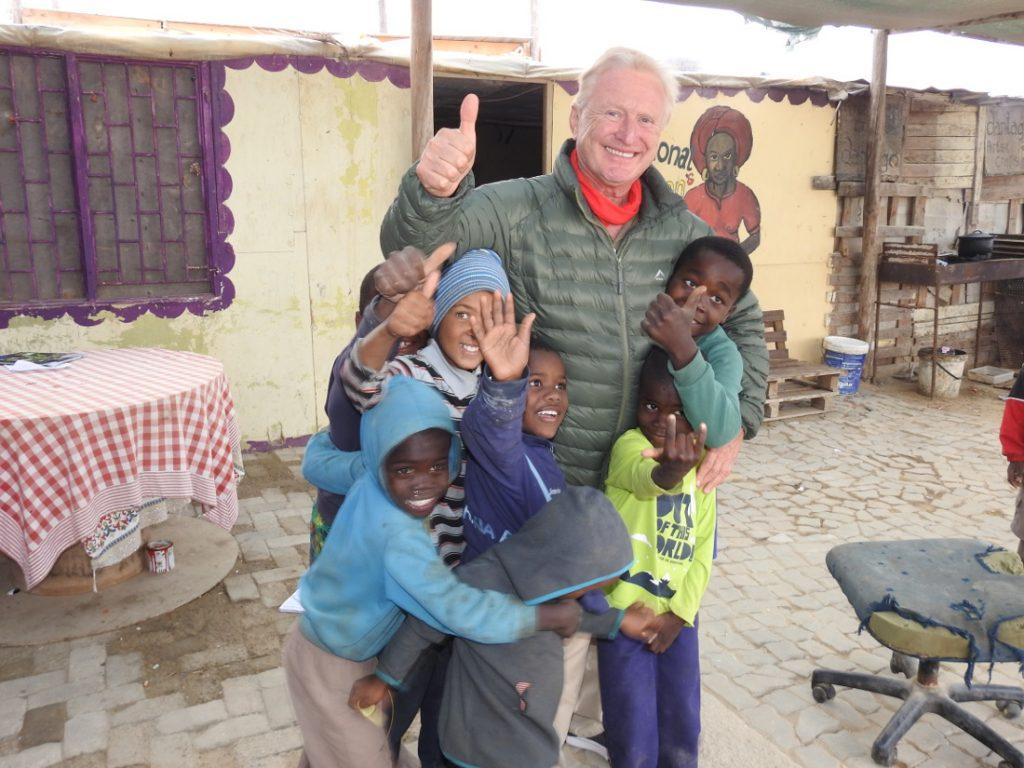 Namibia Swakopmund Hafeni Township Tour Ausflug Iwanowskis Reisen - afrika.de