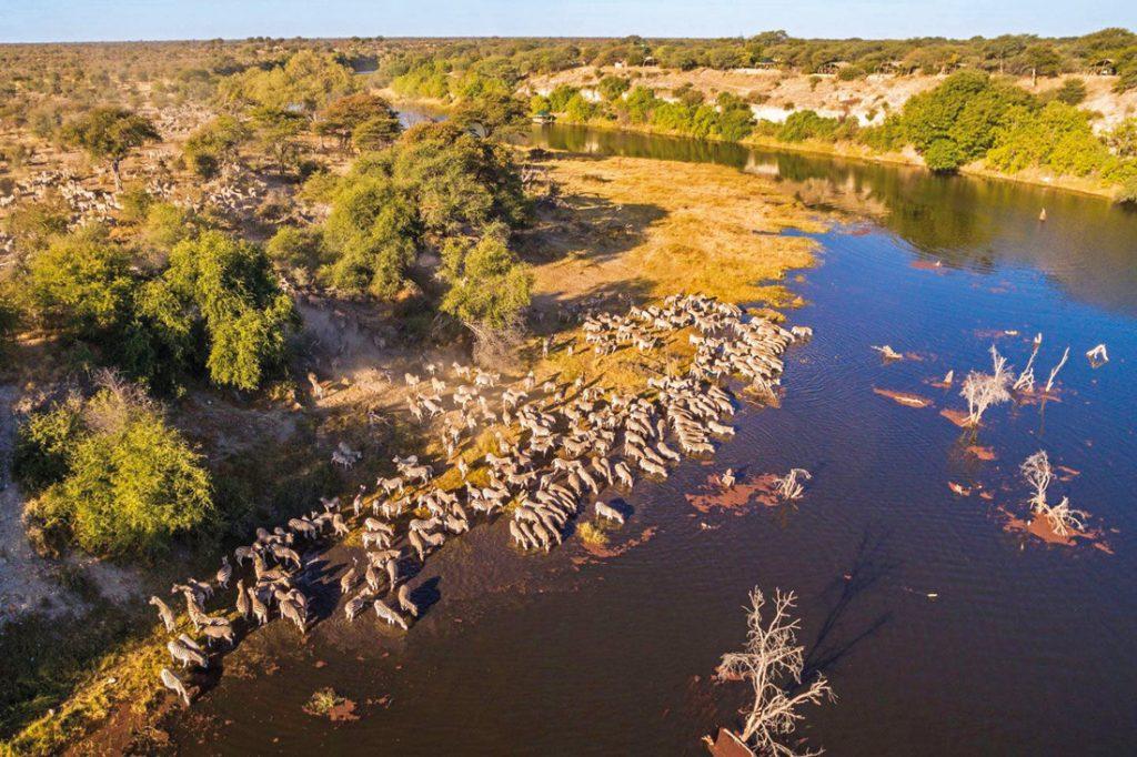 Botswana Makgadikgadi National Park Men A Kwena Überblick Umgebung Iwanowskis Reisen - afrika.de