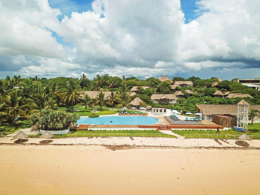 Mosambik Vilanculos Beach Lodge Iwanowskis - afrika.de