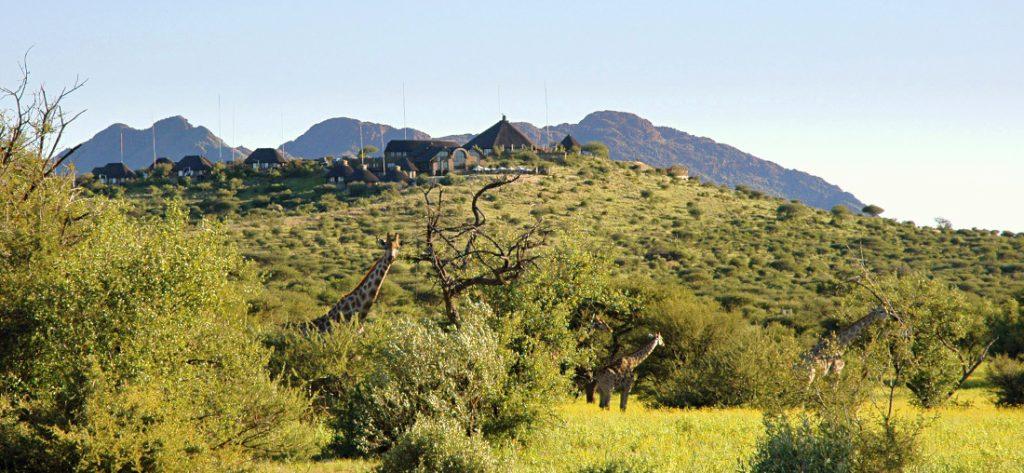 Namibia Windhoek GocheGanas Nature Reserve Iwanowskis Reisen - afrika.de
