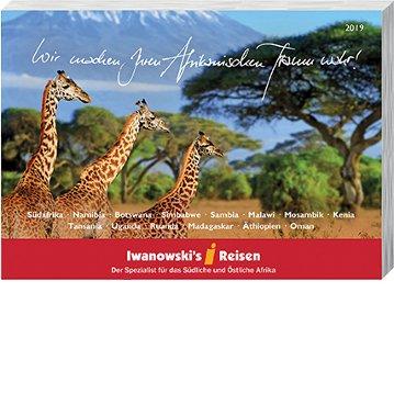 Der neue Afrika-Katalog 2019