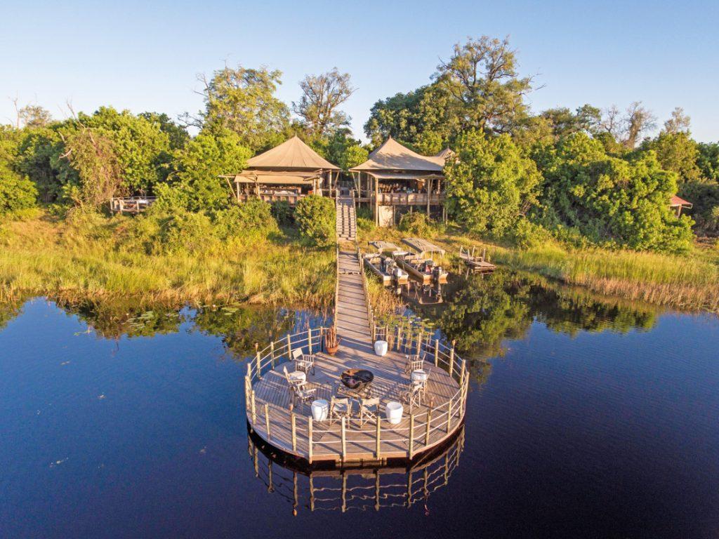 Botswana Linyanti Konzession Duma Tau Camp Iwanowskis Reisen - afrika.de