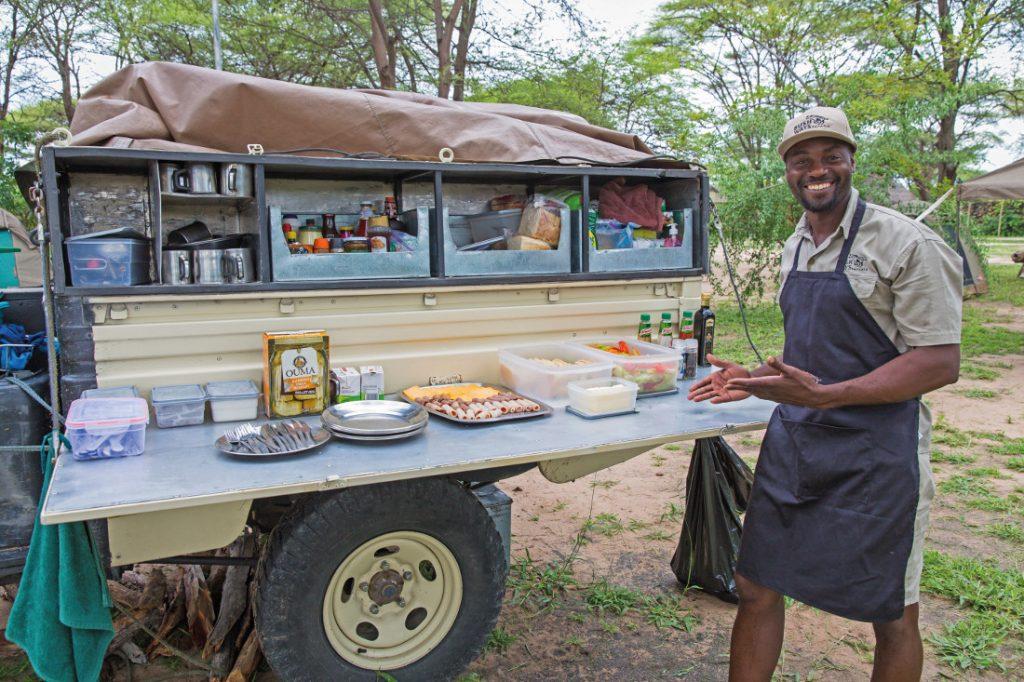 Botswana Safari Bushways Camp Iwanowskis Reisen - afrika.de
