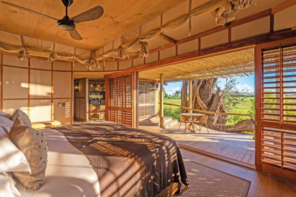 Botswana Moremi Wildreservat Mombo Camp Luxuszelt Unterkunft Iwanowskis Reisen - afrika.de