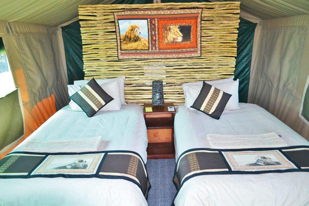 Botswana Chobe National Park Mwandi View Unterkunft Iwanowskis Reisen - afrika.de