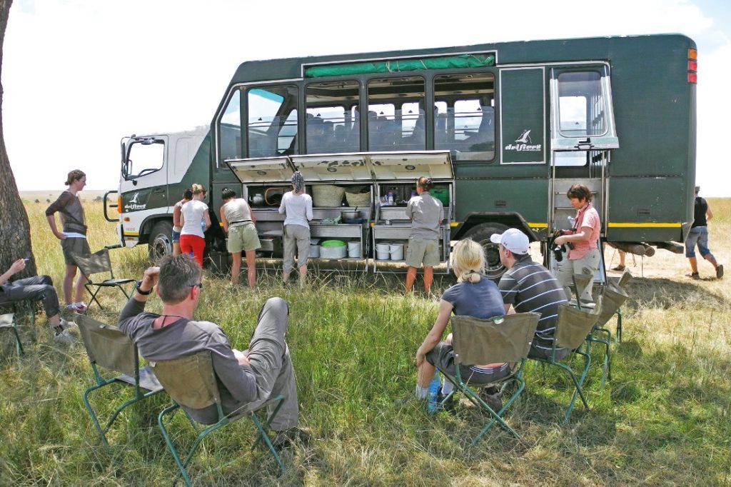 Kenia Tansania Ostafrika Explorer Truck Safari Iwanowskis Reisen - afrika.de