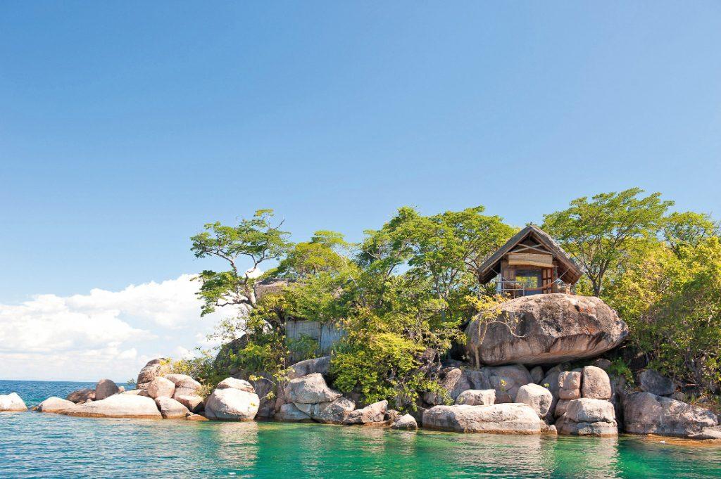 Malawi Lake Malawi Mumbo Island Camp Iwanowskis Reisen - afrika.de