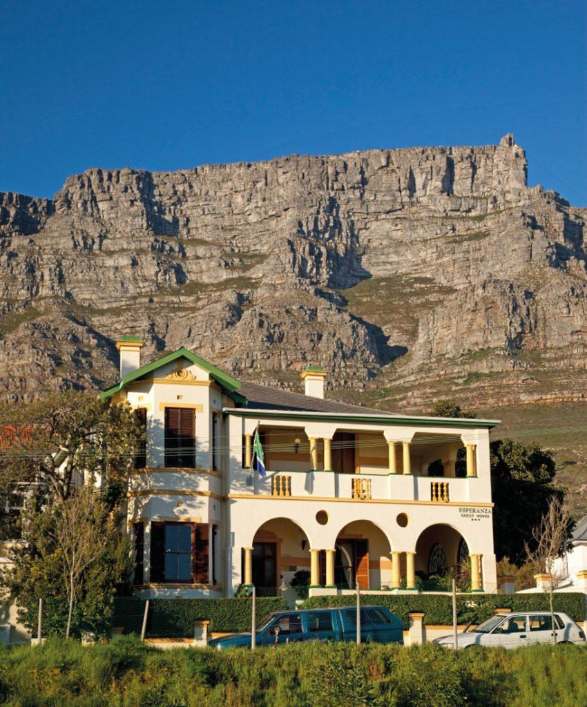 Südafrika Kapstadt Esperanza Guesthouse Iwanowskis Reisen - afrika.de