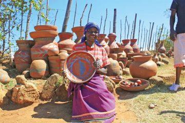 Südafrika Kultur und Safari im Norden Kunst Iwanowskis Reisen - afrika.de