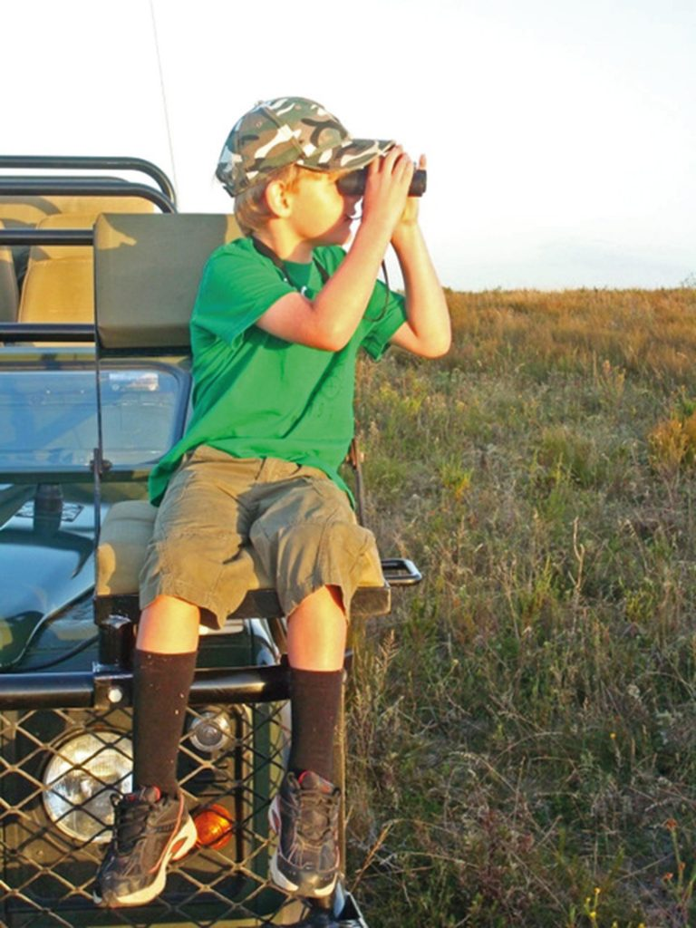 Südafrika Mossel Bay Gondwana Game Reserve Nachwuchsranger Iwanowskis Reisen - afrika.de
