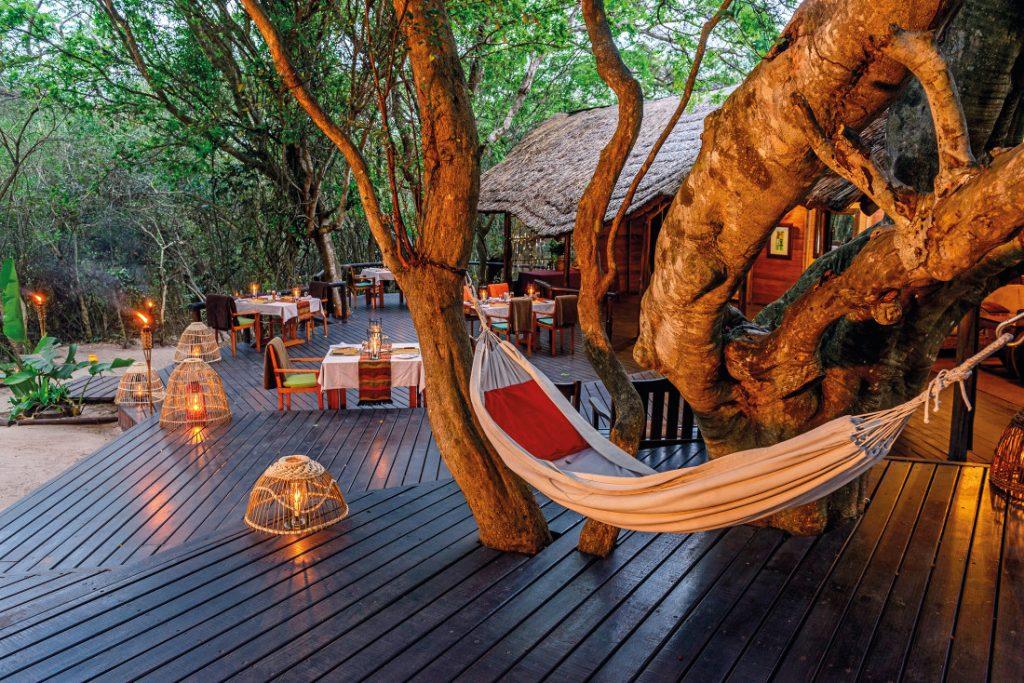 Südafrika Kosi Bay Kosi Forest Lodge Iwanowskis Reisen - afrika.de