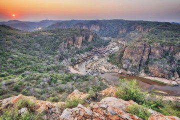 Südafrika Waterberg National Park Lanner Schlucht Iwanowskis Reisen - afrika.de