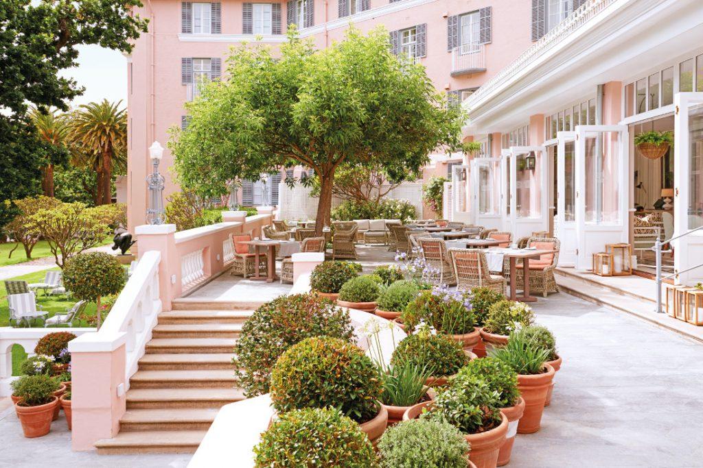 Südafrika Kapstadt Mount Nelson Hotel Iwanowskis Reisen - afrika.de
