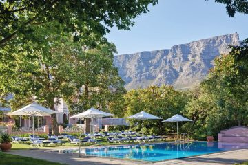 Südafrika Kapstadt Mount Nelson Hotel Pool Iwanowskis Reisen - afrika.de