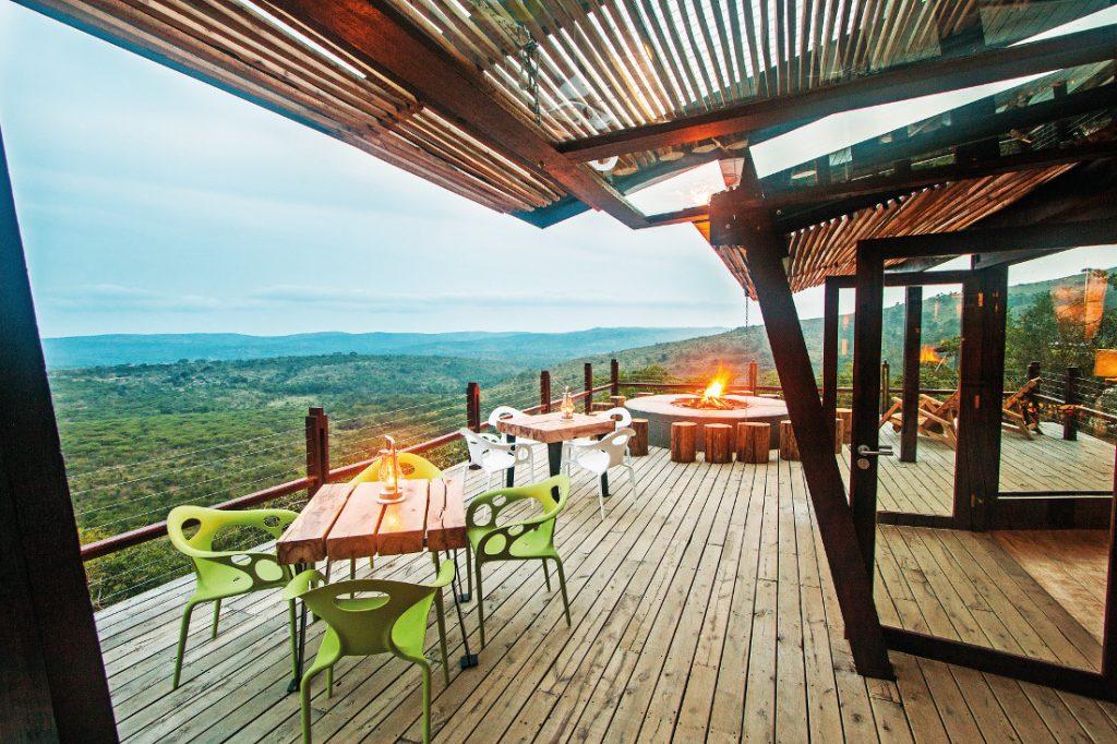 Südafrika Hluhluwe Umfolozi Park Rhino Ridge Safari Lodge Iwanowskis Reisen - afrika.de