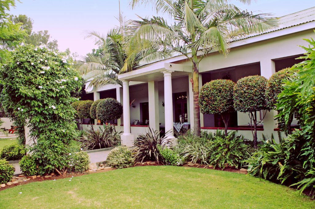 Südafrika Patensie Ripple Hill Garten Iwanowskis Reisen - afrika.de