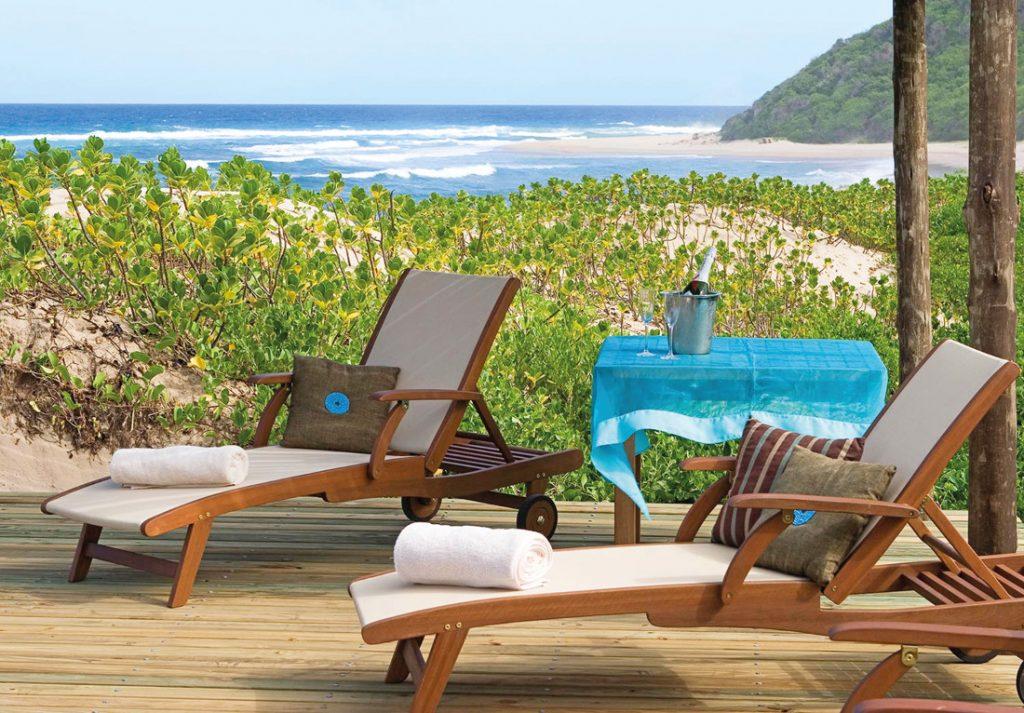 Südafrika Elephant Coast Thonga Beach Lodge Iwanowskis Reisen - afrika.de