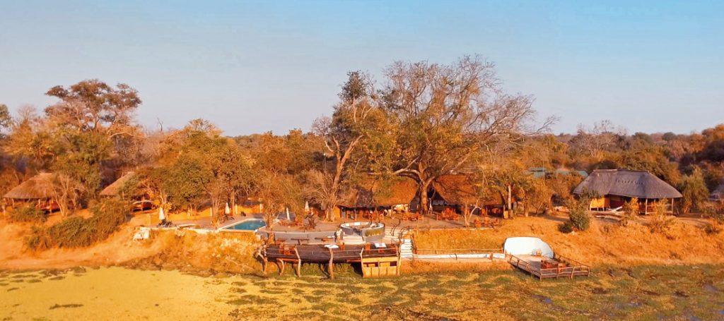 Sambia South Luangwa National Park Kafunta River Lodge Iwanowskis Reisen - afrika.de