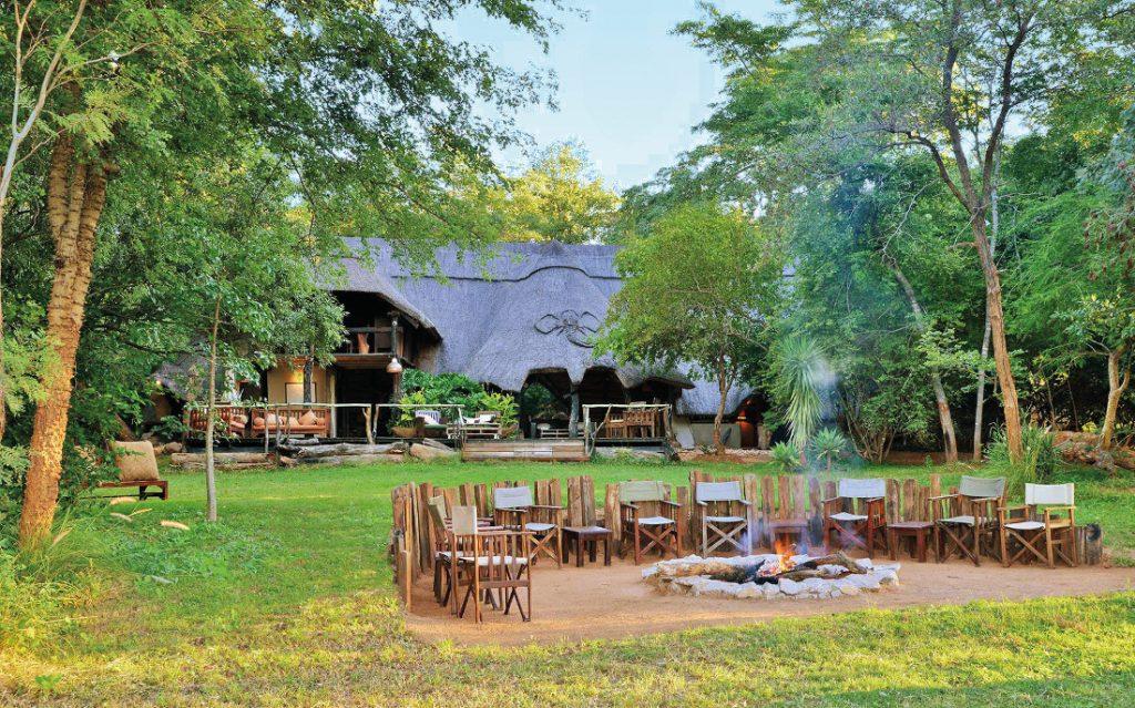 Simbabwe Hwange National Park Ivory Lodge Iwanowskis Reisen - afrika.de
