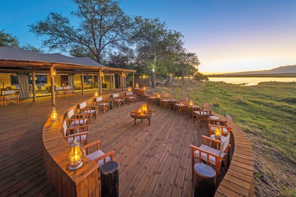 Simbabwe Mana Pool National Park Ruckomchi Camp Iwanowskis Reisen - afrika.de