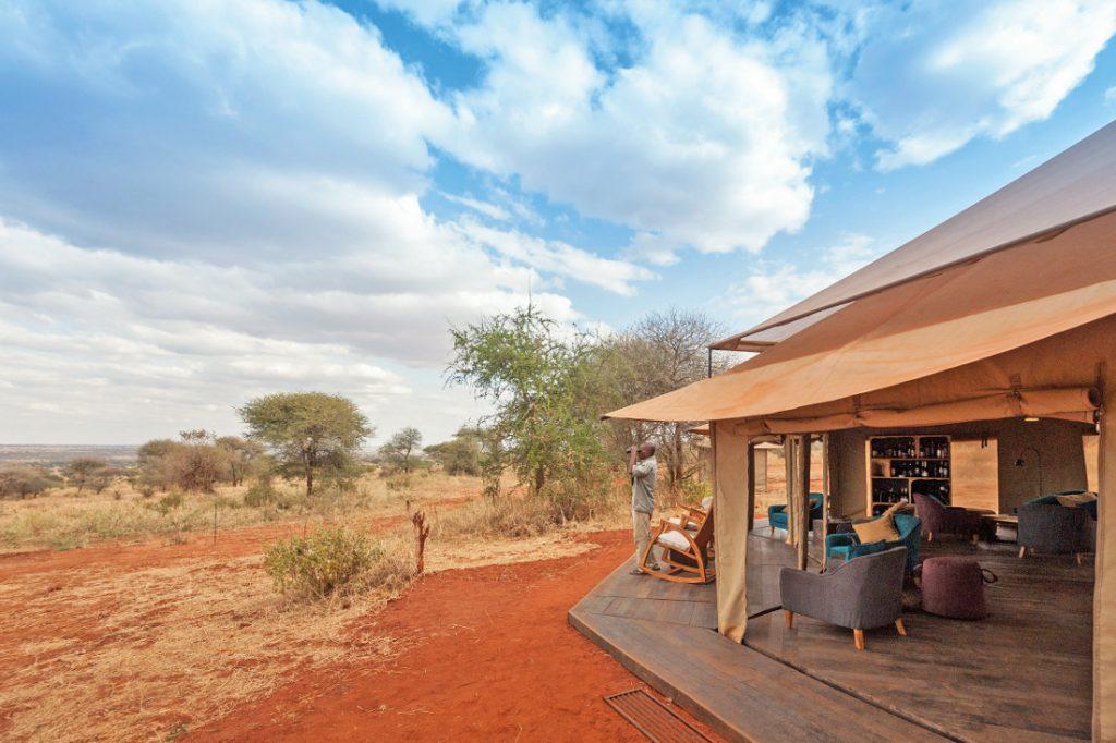 Tansania Tarangire Kichuguu Camp Iwanowskis Reisen - afrika.de