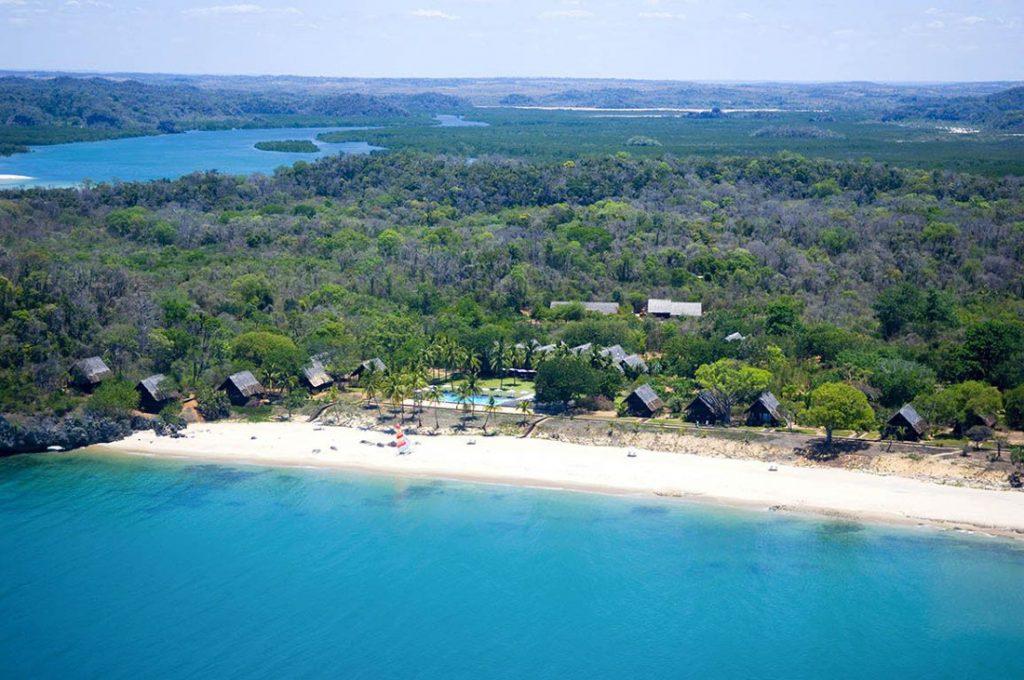 Madagaskar Anjajavy Halbinsel Lodge Naturreservat Iwanowskis Reisen - afrika.de