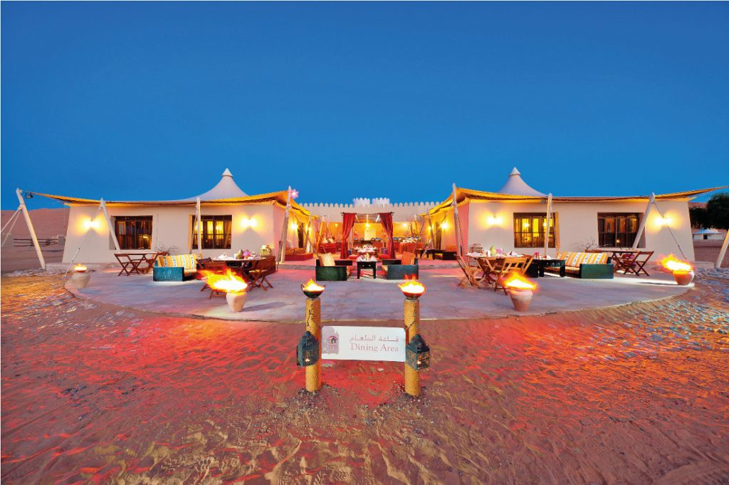 Oman Wahiba Sands Desert Nights Camp Iwanowskis Reisen - afrika.de