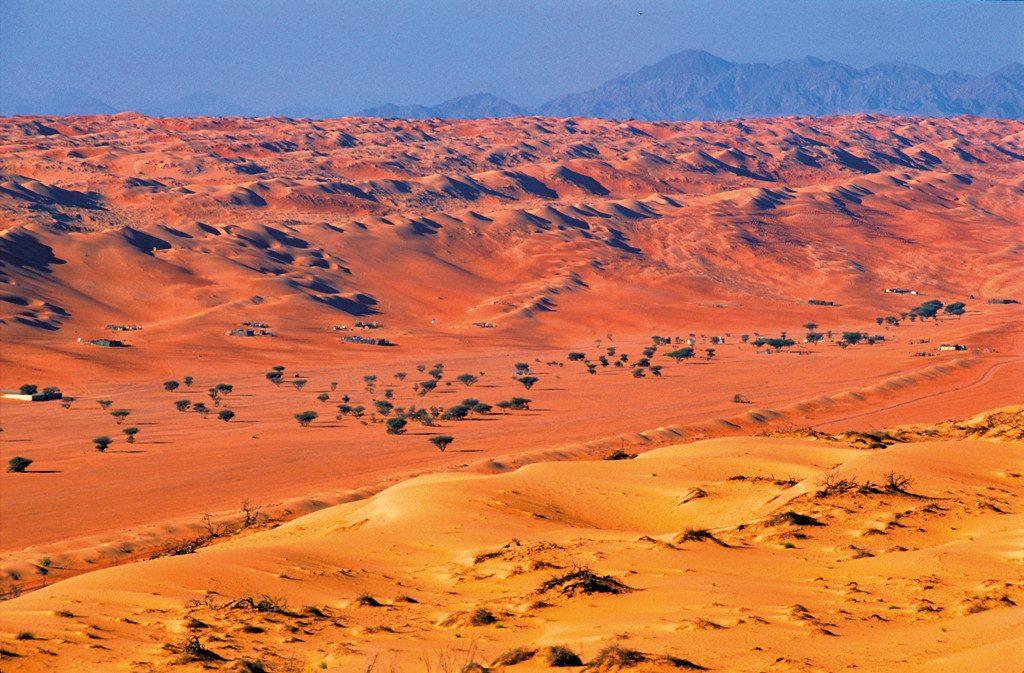 Oman Wahiba Sands Wüste Desert Iwanowskis Reisen - afrika.de