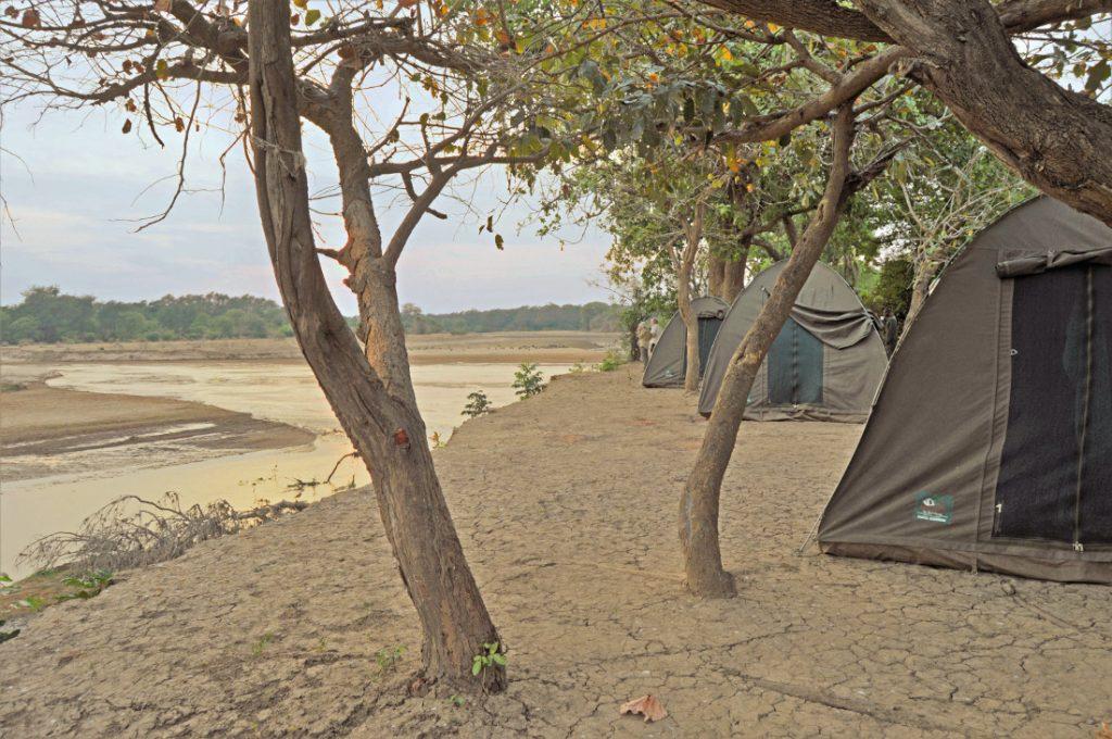 Sambia North Luangwa National Park Kanushya Camp Iwanowskis Reisen - afrika.de