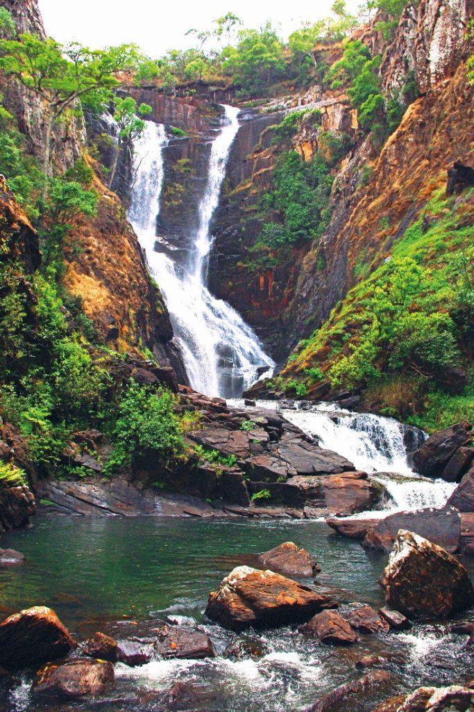 Sambia Kundalila Wasserfälle Iwanowskis Reisen - afrika.de