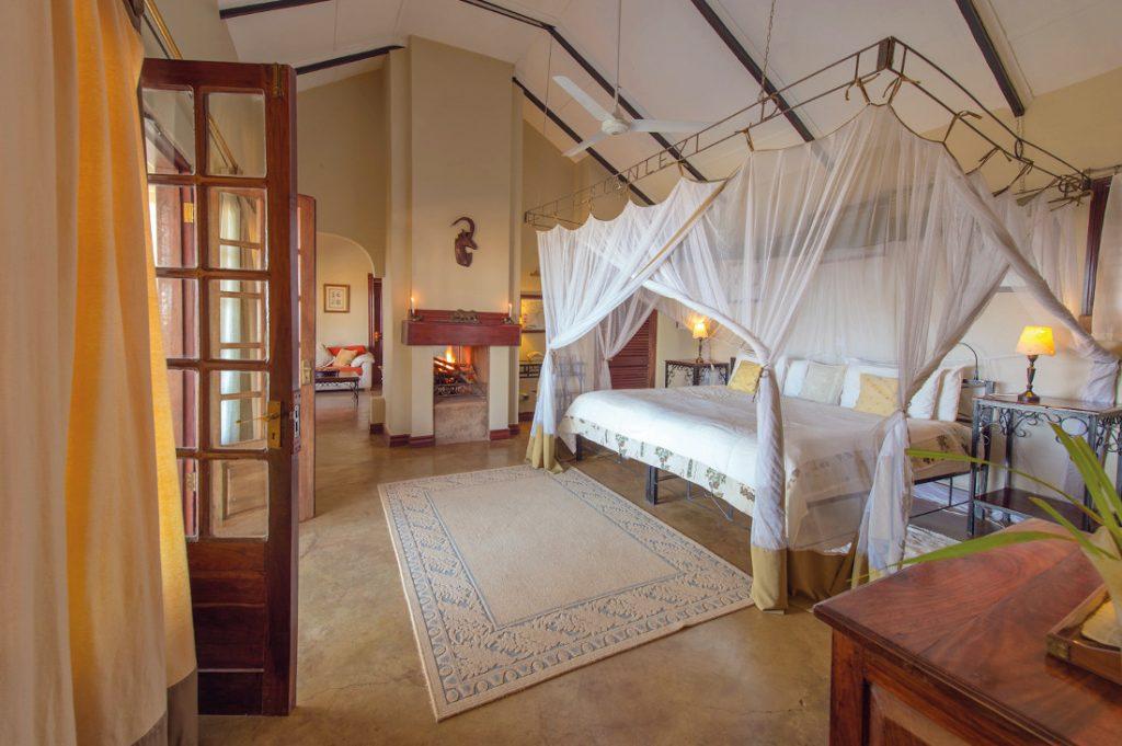 Sambia Livingstone Stanley Safari Lodge Zimmer Iwanowskis Reisen - afrika.de