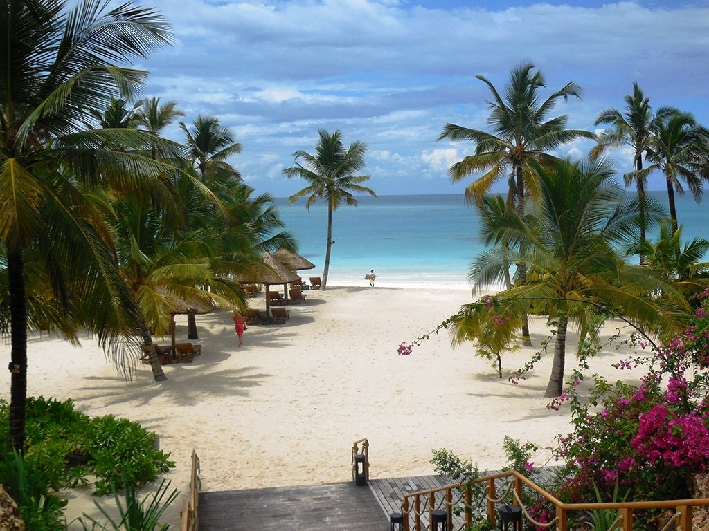 Tansania Sansibar Zuri Zanzibar Strand Iwanowskis Reisen - afrika.de