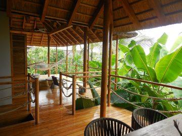Tansania Sansibar Zuri Zanzibar Terrasse Iwanowskis Reisen - afrika.de